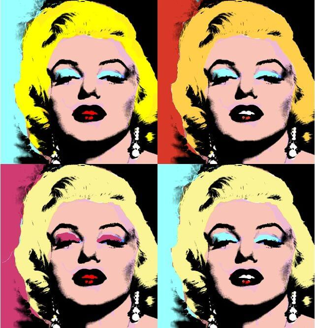 Pop art per scuole medie, riassunto pop art