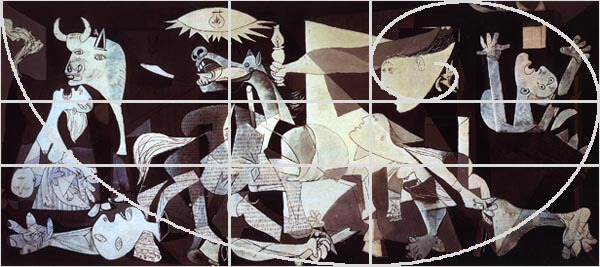 P.Picasso, Guernica, 1937 Photo credit: Cultorewb.com