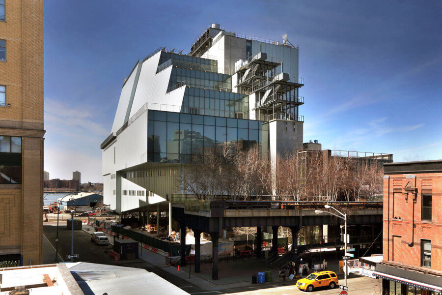 Whitney Museum of American Art, photo credit: nyc-arts.org
