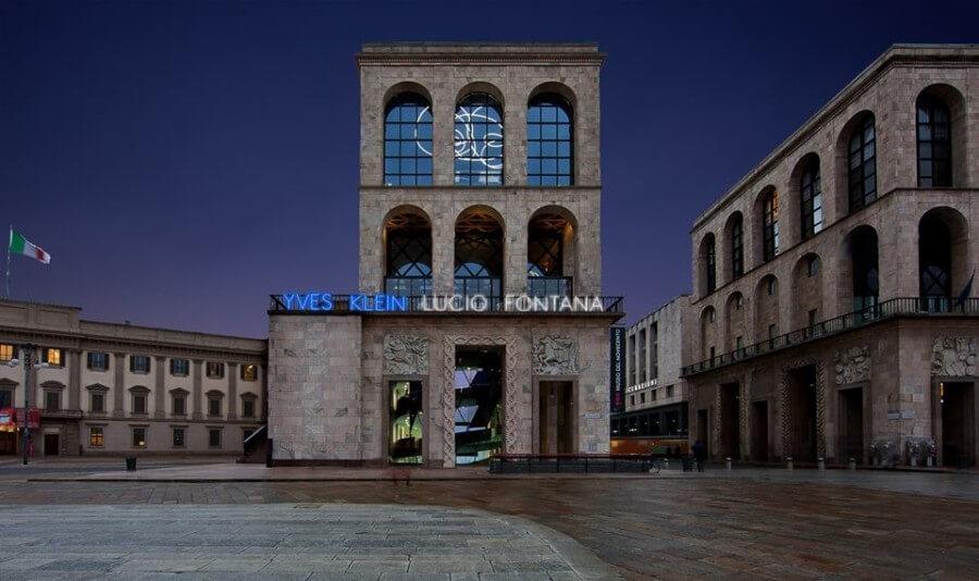 Klein e Fonata mostra Milano 2015