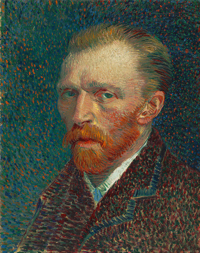 Vincent Van Gogh autoritratto