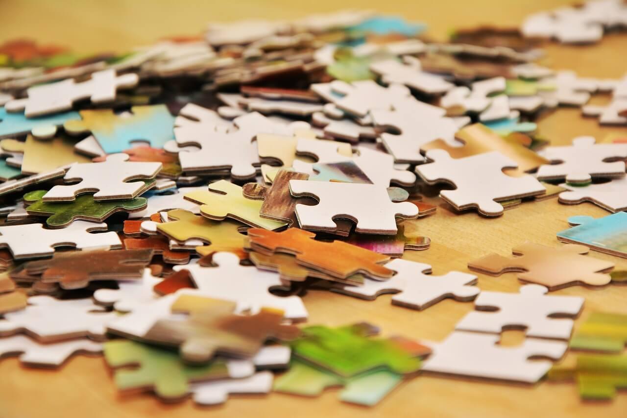 costruisci un puzzle
