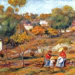 Renoir Autunno nell'arte