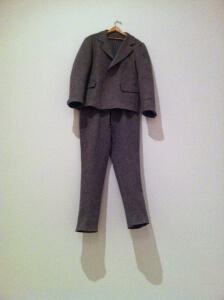 Joseph Beuys, Abito di feltro, 1970