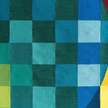 arazzo pattern forme geometriche