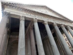 pantheon laboratorio didattico Roma