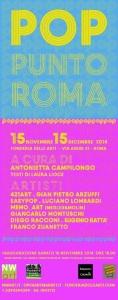 mostra pop art roma