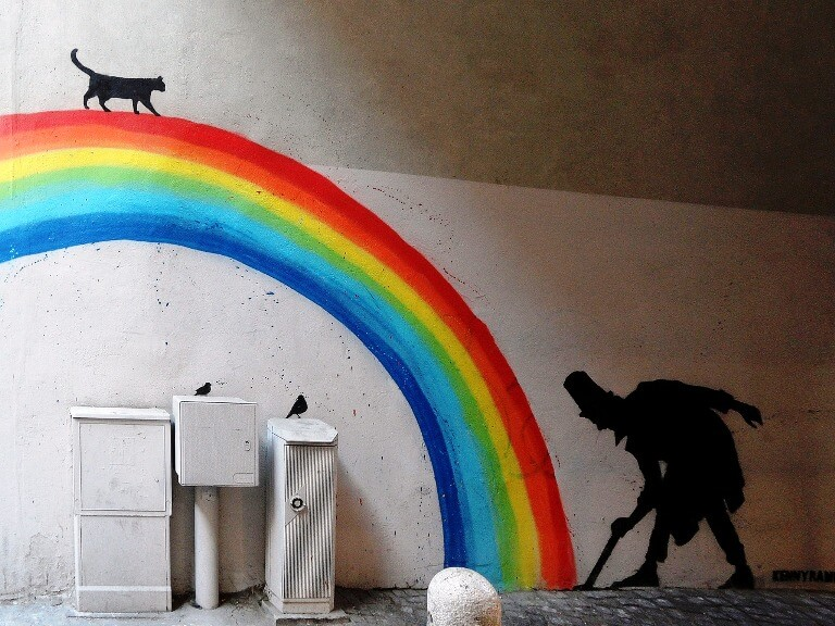 street art stencil, laboratorio didattico street art