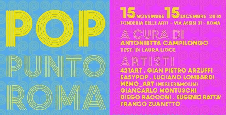 Pop Art a Roma