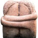 il bacio nella storia dell'arte, il bacio Brancusi