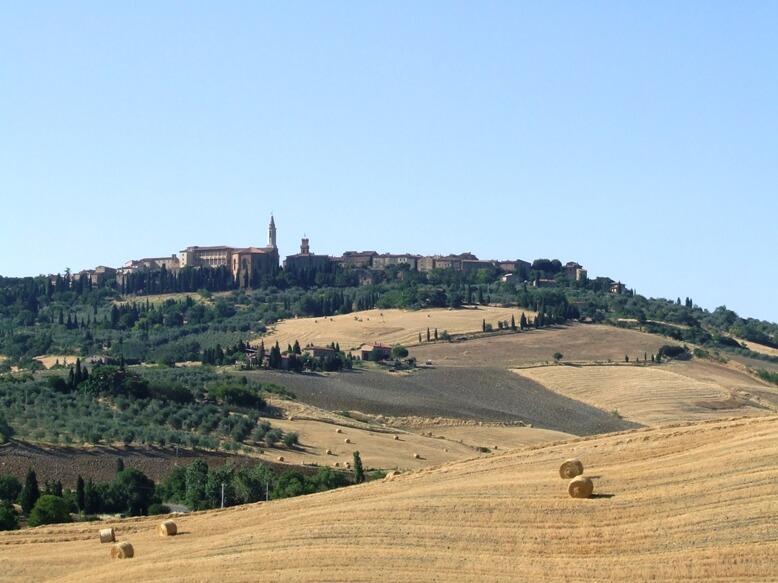 Pienza, Siena, cose da vedere a Pienza