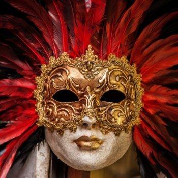 maschera carnevale favola