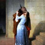 il bacio nella storia dell'arte, Hayez il bacio