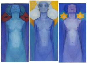 Piet Mondrian, Evoluzione, 1910-1911