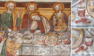 il cibo nella storia dell'arte