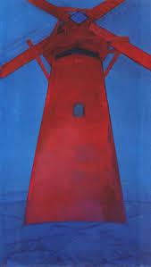 mulino rosso Mondrian
