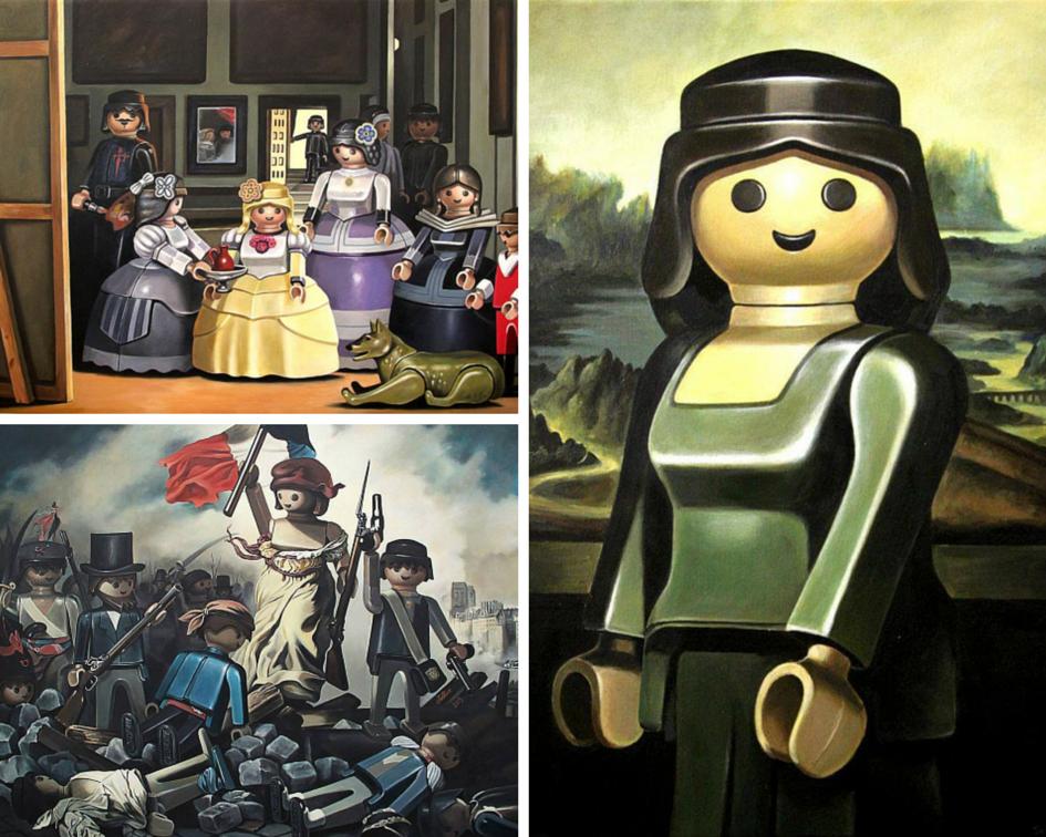 Pierre-Adrien Sollier collage