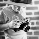 fotografia spiegata ai bambini, i bambini e la fotografia