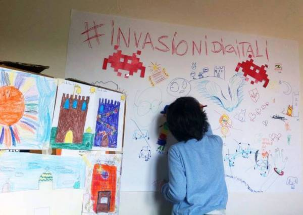 invasioni digitali 2015 bambini