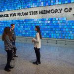 9/11 Memorial visite guidate degli studenti