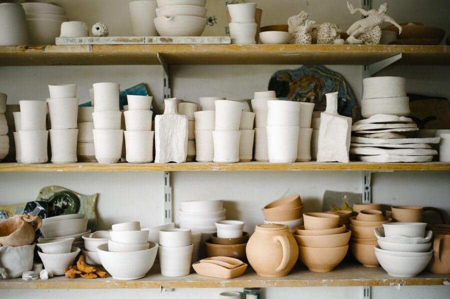 la storia della ceramica