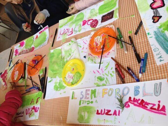 i laboratori didattici del festiva della letteratura per l'infanzia