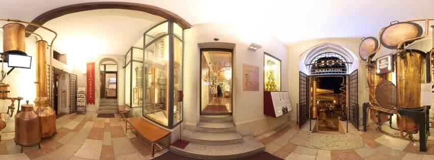 panoramica poli museo della grappa