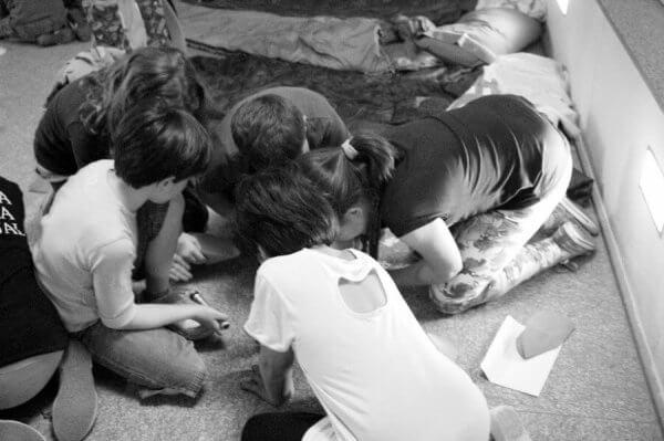 museo civico setificio monti la didattica con i bambini