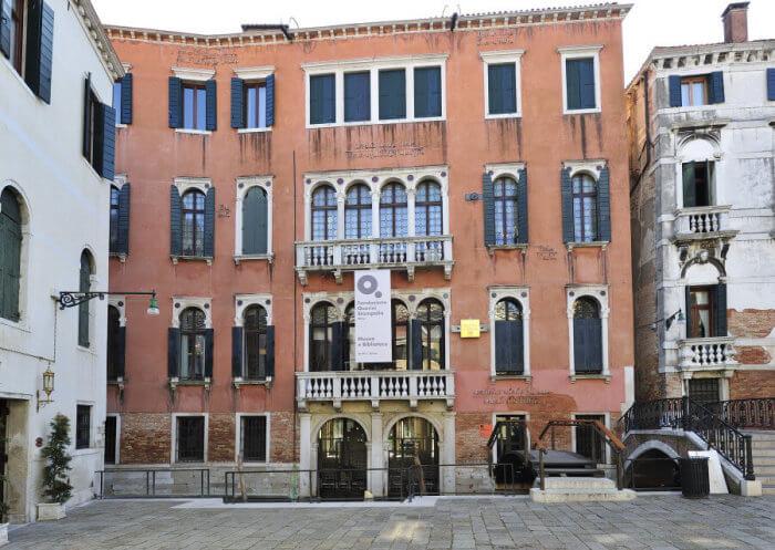 sede della fondazione querini stampalia