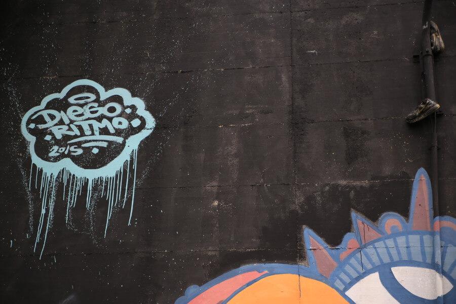 Street art in provincia di Rieti