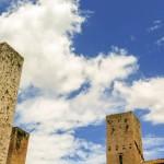 le torri medievali come simbolo di potere
