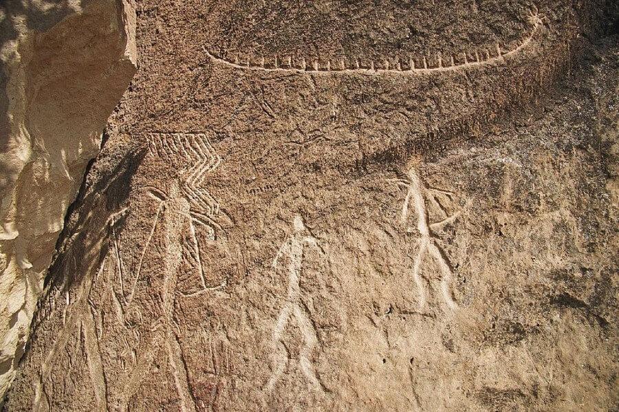 arte preistorica e graffiti