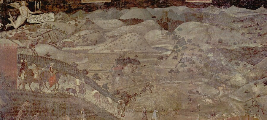 il cattivo governo di Lorenzetti