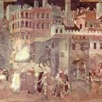 Effetti del buon governo di Lorenzetti