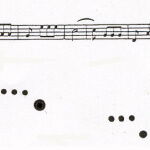 quinta sinfonia Bethoven con il punto
