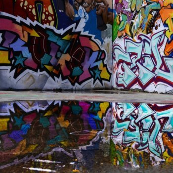 arte urbana per bambini