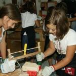 falegnameria didattica al museo valdostano artigiano di tradizione