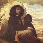opere principali di Courbet nell'ambito del realismo