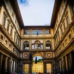La Galleria degli Uffizi di Firenze