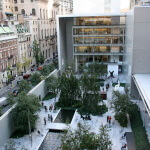 museo MoMa New York cortile interno