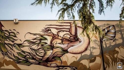 street art bambini laboratori didattici a selci