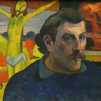 gauguin autoritratto