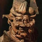 opera scultore l'antigrazioso di Boccioni