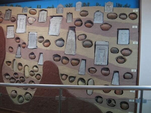 ricostruzione di uno scavo