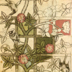 william morris opere arts and craft tappezzeria