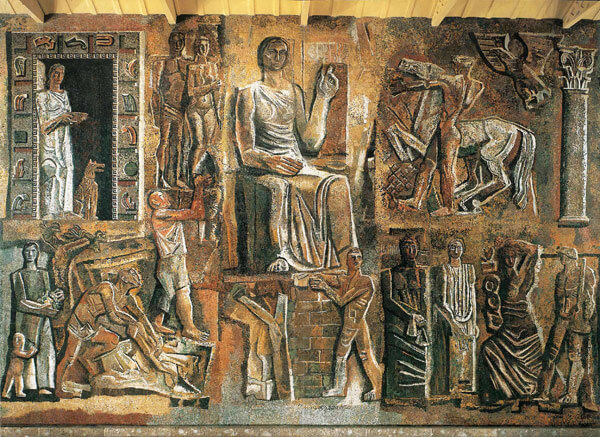 mario sironi pittore e architetto durante il fascismo