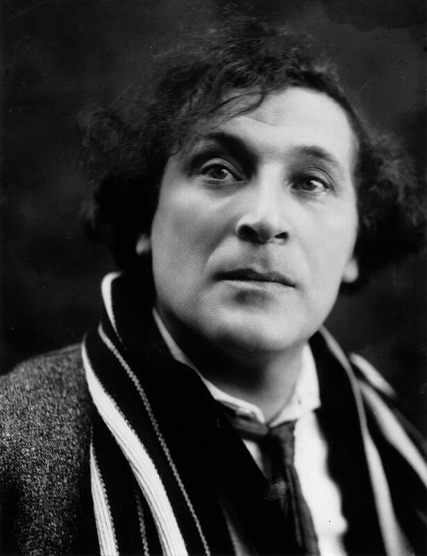 vita di marc chagall pittore
