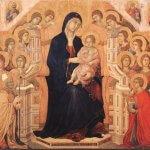 analisi e spiegazione della maestà di Duccio