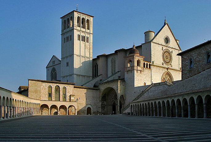 La Basilica di Assisi