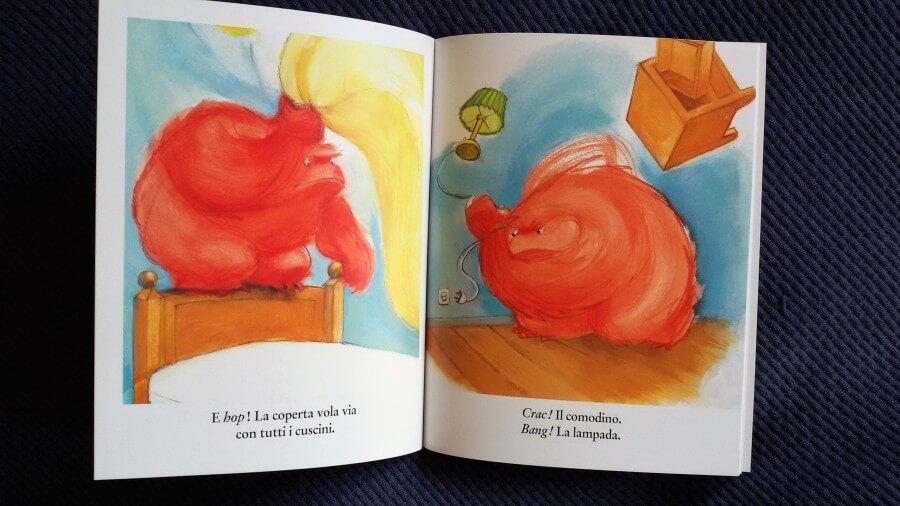 che rabbia libro per bambini recensione